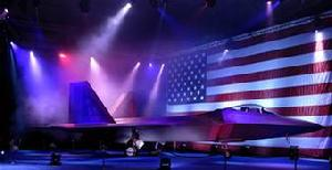 F-22 Roll-Out